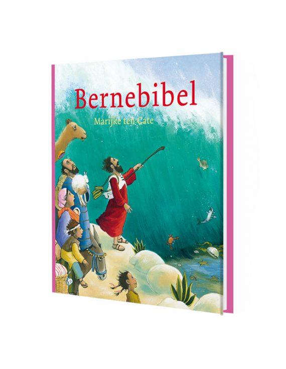 Bernebible, fryke, kinderbijbel, prentenboek, Marijke ten Cate, kinderbijbel in het Fries