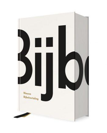 Nieuwe Bijbelvertaling - wit
