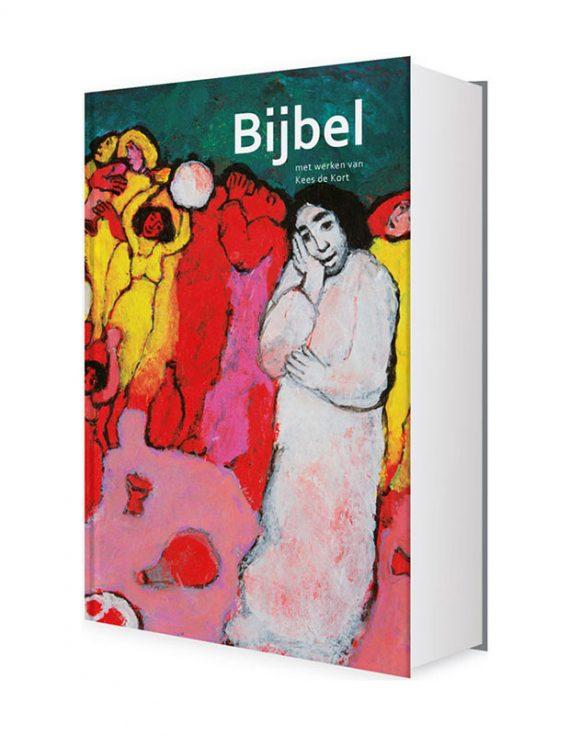 Bijbel met werken van Kees de Kort