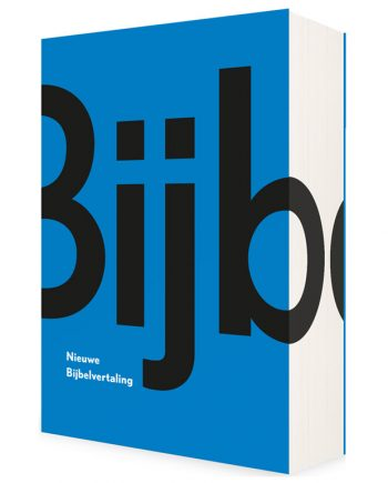 Nieuwe Bijbelvertaling paperback