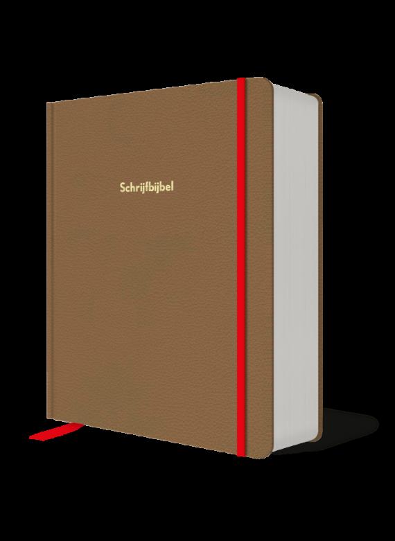 Schrijbijbel zonder wikkel