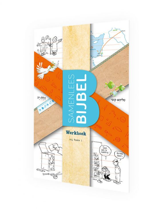 Samenleesbijbel werkboek