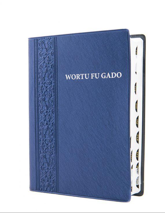 Wortu fu Gado - Blauw