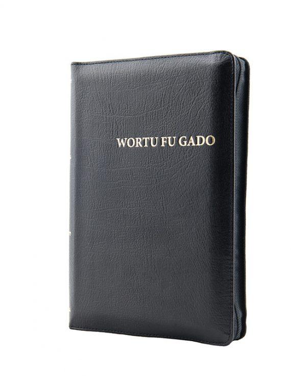Wortu fu Gado zwart