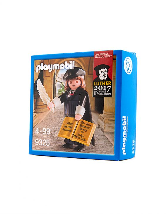 Luther Playmobil