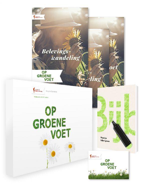 Maak je bijbel groen toolkit