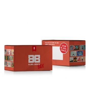 Bijbel Basics Kaartenbox