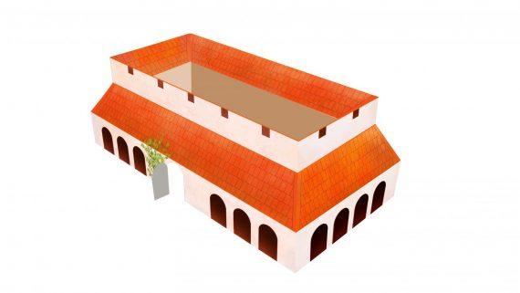 BB 40 dagen Huis hogepriester open